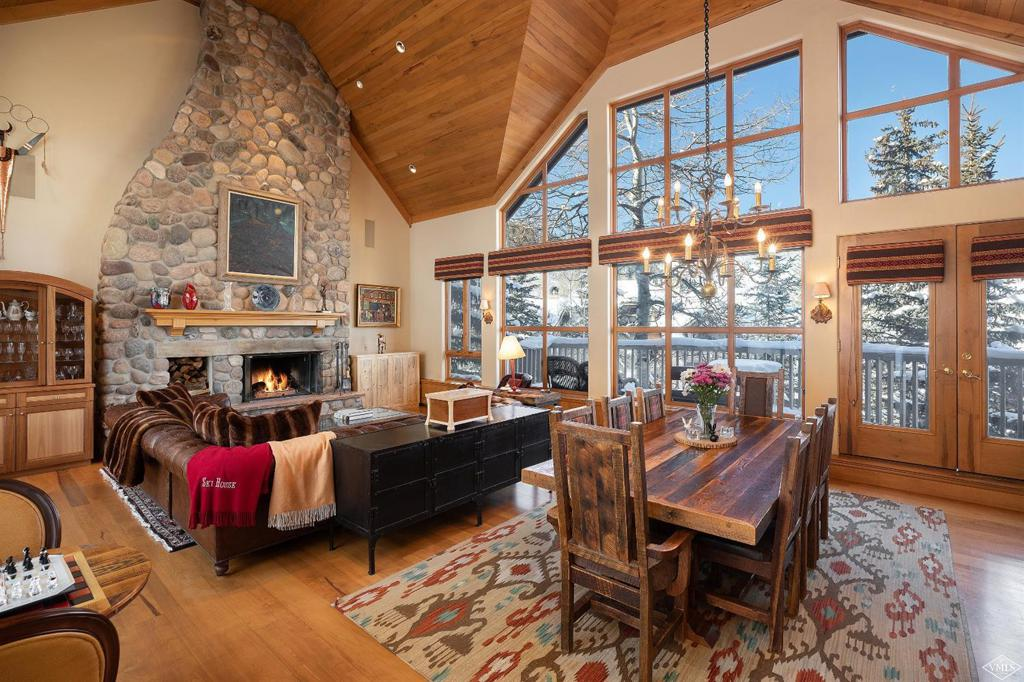 Photo of home for sale at 35 Greystone Court, Beaver Creek CO