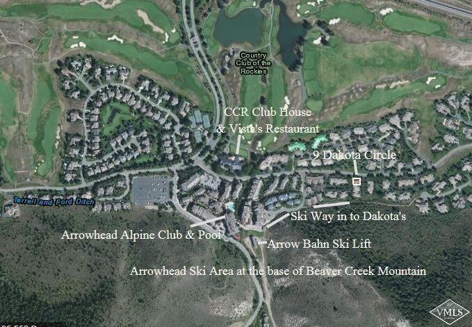 Photo of home for sale at 9 Dakota Circle, Edwards CO