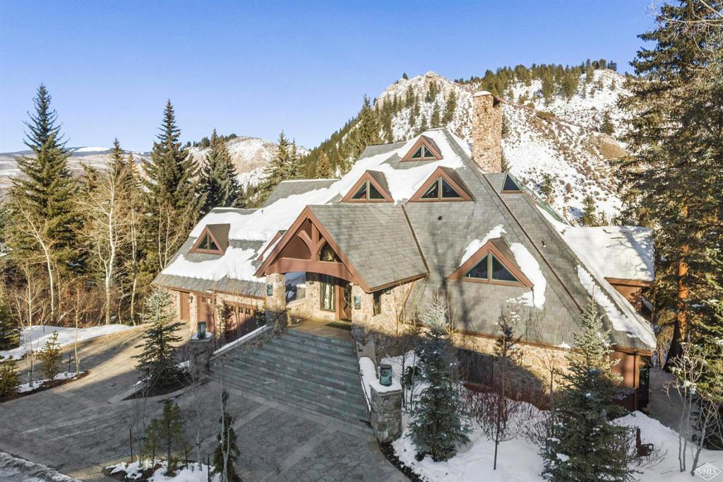 Photo of home for sale at 133 Fairway Drive, Beaver Creek CO