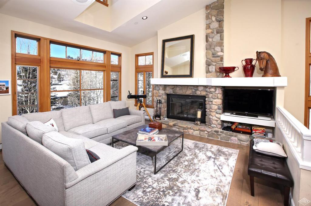 Photo of home for sale at 17 Meadow Court, Beaver Creek CO