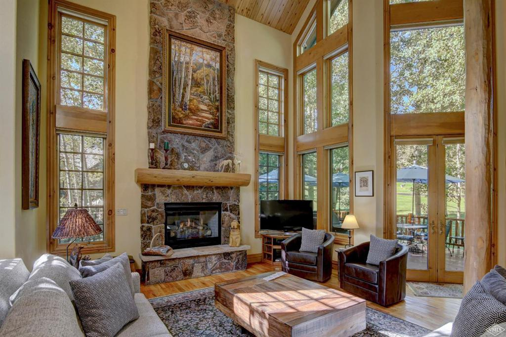 Photo of home for sale at 40 Beaver Creek Drive, Beaver Creek CO