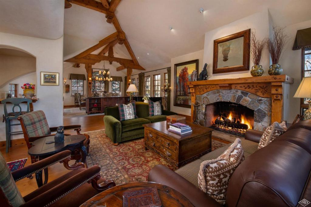 Photo of home for sale at 219 Borders Road, Beaver Creek CO