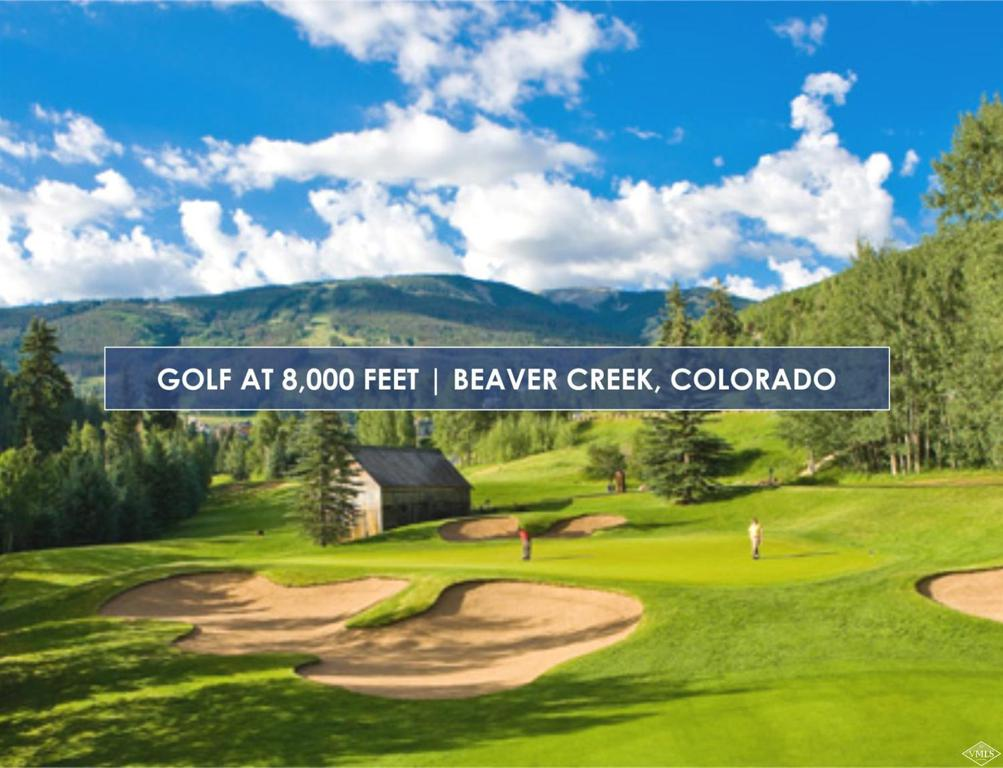 Photo of home for sale at 21 Meadow Court, Beaver Creek CO