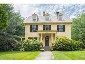 Property for sale at 711 Prospect Avenue, West Hartford,  Connecticut 06105