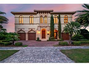 Property for sale at 16528 Bolsena Drive, Montverde,  Florida 34756
