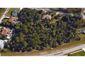 Property for sale at 1750 N Chamberlain Boulevard, North Port,  Florida 34286