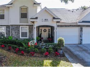 Property for sale at 831 Loch Calder Unit: 25, Apopka,  Florida 32712