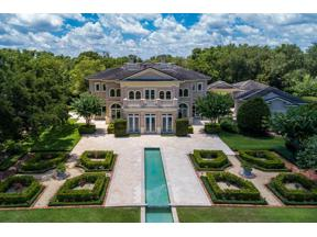 Property for sale at 5318 Isleworth Country Club Drive, Windermere,  Florida 34786