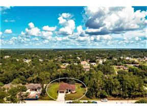 Property for sale at 3456 Culpepper Terrace, North Port,  Florida 34286