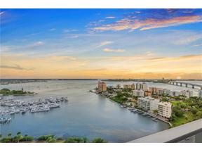 Property for sale at 1155 N Gulfstream Avenue Unit: 1802, Sarasota,  Florida 34236