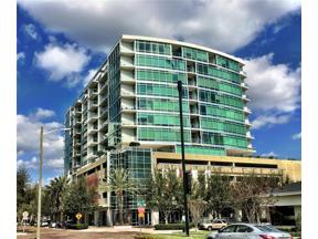 Property for sale at 101 S Eola Drive Unit: 802, Orlando,  Florida 32801