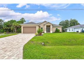 Property for sale at 1485 Virginia Street, North Port,  Florida 34287