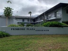 Property for sale at 825 N Primrose Drive Unit: 103, Orlando,  Florida 32803