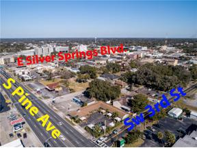 Property for sale at 215 S Pine Avenue, Ocala,  Florida 34471