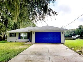 Property for sale at 8441 Nw 150 Avenue, Morriston,  Florida 32668
