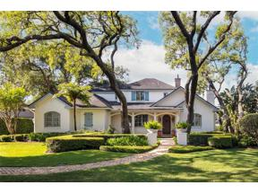 Property for sale at 1180 Tom Gurney Drive, Winter Park,  Florida 32789