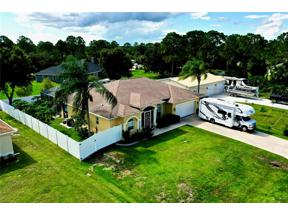Property for sale at 2299 Ann Arbor Road, North Port,  Florida 34286