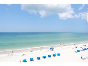 Property for sale at 14700 Gulf Boulevard Unit: 501, Madeira Beach,  Florida 33708