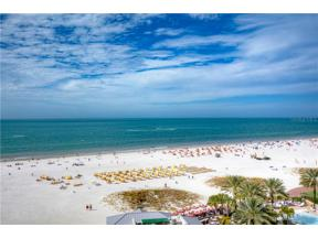 Property for sale at 11 Baymont Street Unit: 908, Clearwater,  Florida 33767
