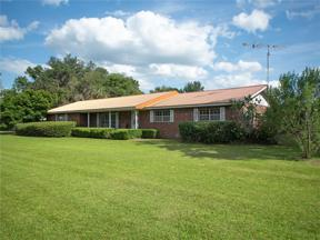 Property for sale at 4850 Nw 152nd Lane, Reddick,  Florida 32686