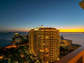 Property for sale at 1111 Ritz Carlton Drive Unit: 1802, Sarasota,  Florida 34236