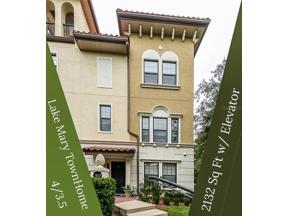 Property for sale at 3512 Porta Romano Way, Lake Mary,  Florida 32746
