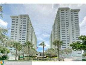 Property for sale at 3410 Galt Ocean Dr Unit: 205N, Fort Lauderdale,  Florida 33308