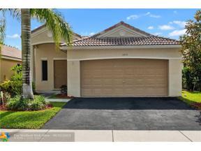 Property for sale at 4245 Mahogany Ridge Dr, Weston,  Florida 33331