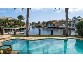Property for sale at 3100 NE 23rd Ave, Lighthouse Point,  Florida 33064