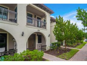 Property for sale at 12577 NW 32nd Mnr Unit: 12577, Sunrise,  Florida 33323