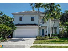 Property for sale at 610 NE 17th Way, Fort Lauderdale,  Florida 33304