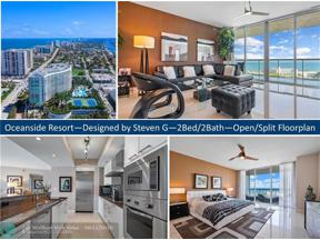 Property for sale at 1 N Ocean Blvd Unit: 904, Pompano Beach,  Florida 33062
