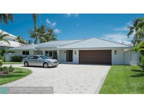 Property for sale at 2800 NE 23rd Pl, Pompano Beach,  Florida 33062