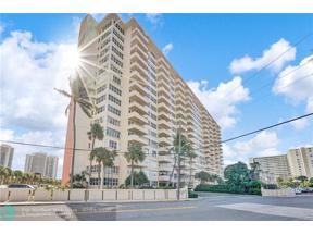 Property for sale at 3300 NE 36th St Unit: 1021, Fort Lauderdale,  Florida 33308