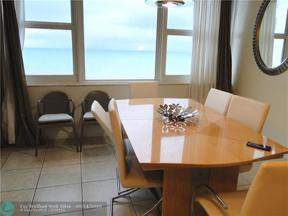 Property for sale at 4040 Galt Ocean Dr Unit: 700, Fort Lauderdale,  Florida 33308