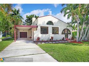 Property for sale at 105 NE 86th St, El Portal,  Florida 33138