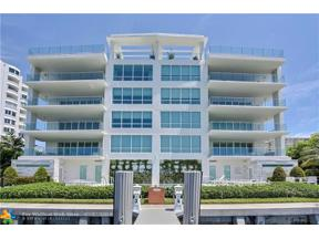 Property for sale at 353 Sunset Dr Unit: 401, Fort Lauderdale,  Florida 33301