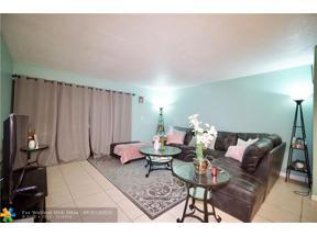 Property for sale at 7712 Balboa St Unit: 7712, Sunrise,  Florida 33351