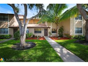 Property for sale at 215 Lakeside Cir, Sunrise,  Florida 33326