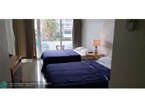 Property for sale at 4040 Galt Ocean Drive Unit: 222, Fort Lauderdale,  Florida 33308