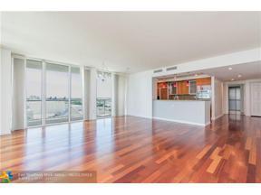 Property for sale at 1819 SE 17th St Unit: 1109, Fort Lauderdale,  Florida 33316