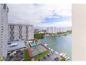 Property for sale at 18071 Biscayne Blvd Unit: 1604, Aventura,  Florida 33160