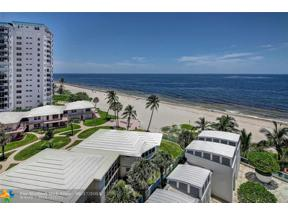 Property for sale at 1600 S Ocean Blvd Unit: 604, Lauderdale By The Sea,  Florida 33062