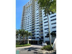 Property for sale at 3200 Port Royale Dr Unit: 1408, Fort Lauderdale,  Florida 33308