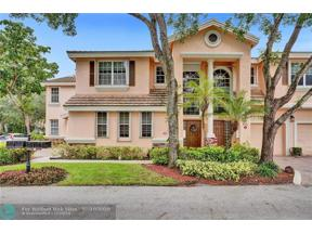 Property for sale at 12313 NW 10th Dr Unit: D-7, Coral Springs,  Florida 33071