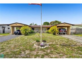 Property for sale at 821 NW 41st St, Oakland Park,  Florida 33309