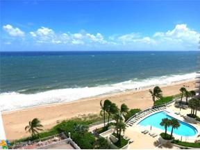 Property for sale at 4250 Galt Ocean Dr Unit: 10P, Fort Lauderdale,  Florida 33308