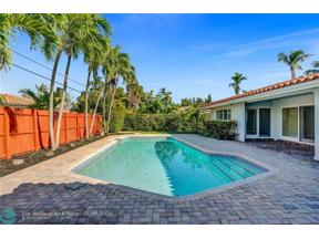Property for sale at 2641 NE 33rd St, Fort Lauderdale,  Florida 33306