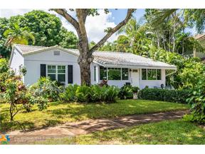 Property for sale at 521 NE 12Th Ave, Fort Lauderdale,  Florida 33301