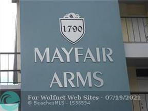Property for sale at 1790 E Las Olas Blvd Unit: 22, Fort Lauderdale,  Florida 33301